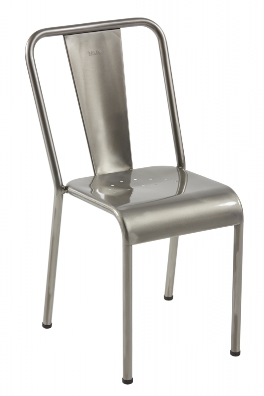 Tolix Chaise T37 in Metall