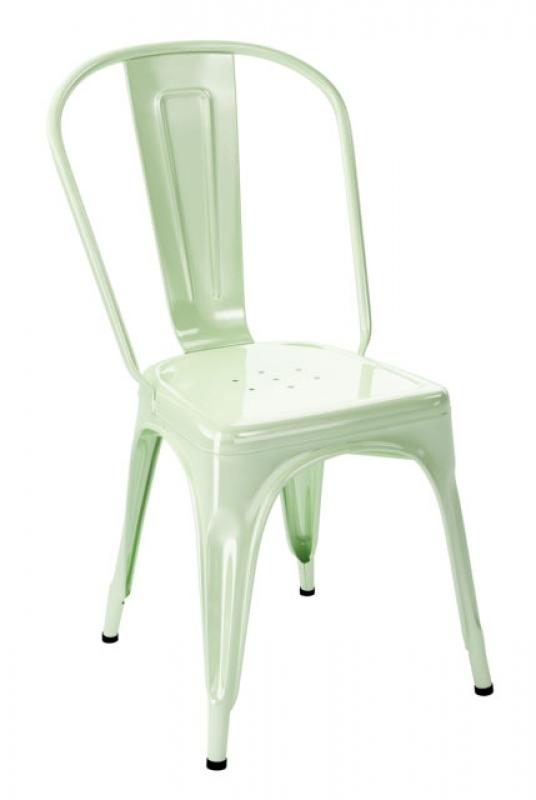 Tolix Stuhl leconnaisseur tolix chaise a farbe zur auswahl