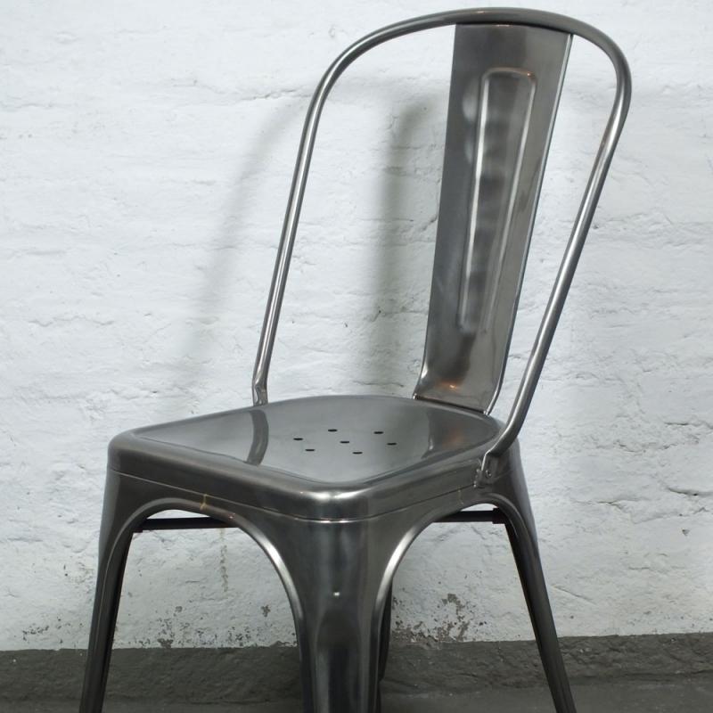 Tolix Stuhl leconnaisseur tolix chaise a originaler tolix stuhl
