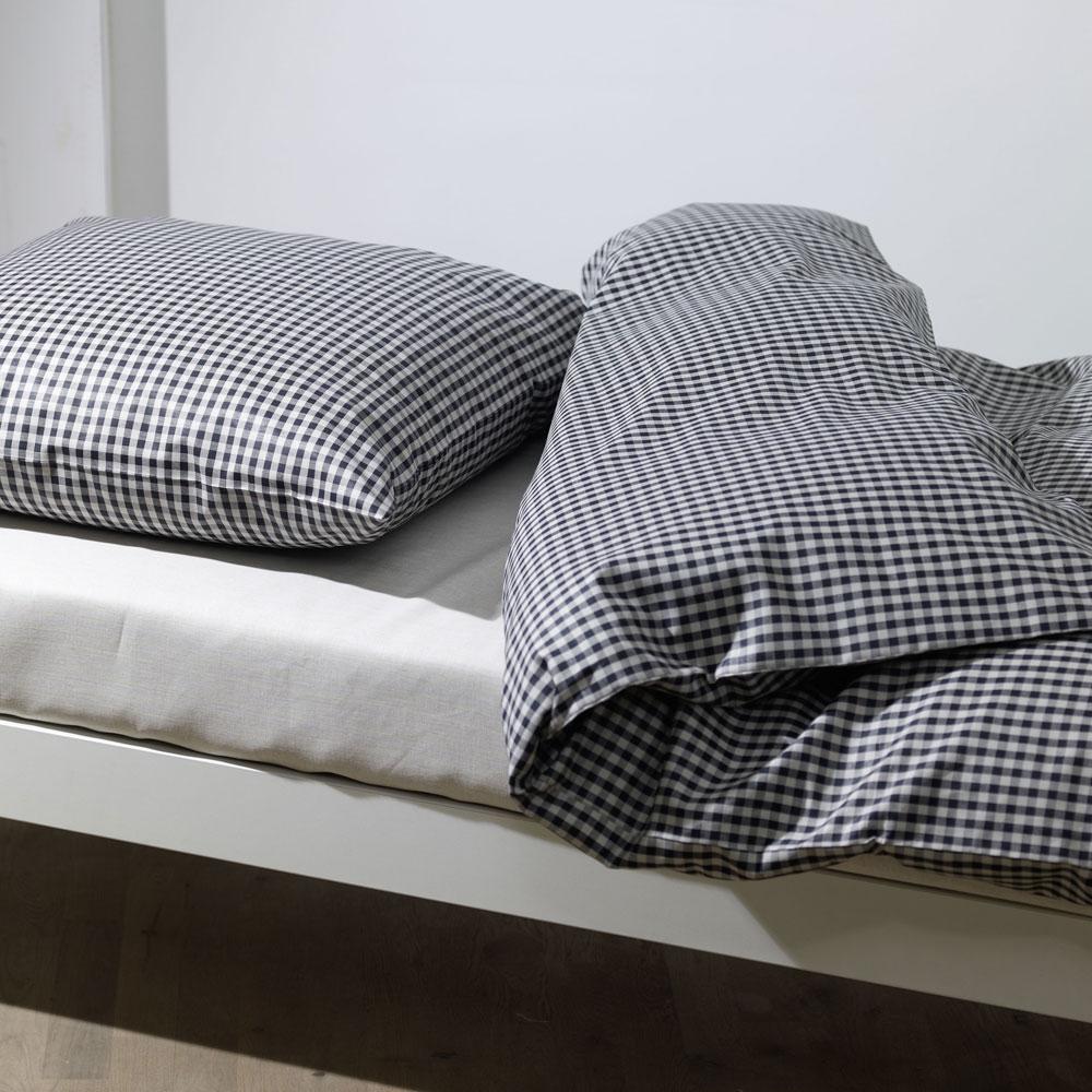bettw sche bezug halbleinen von schlitzer leinen. Black Bedroom Furniture Sets. Home Design Ideas