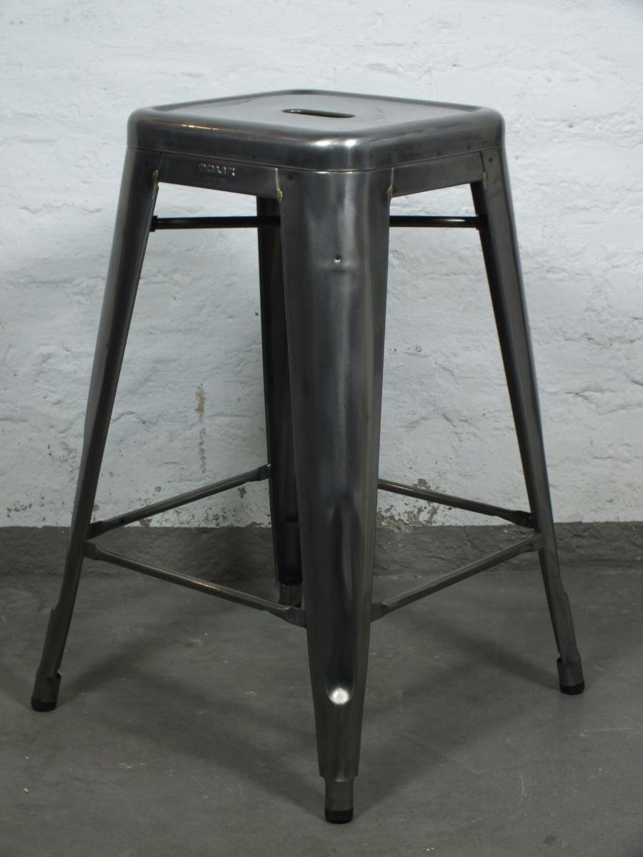 tolix tabouret h65. Black Bedroom Furniture Sets. Home Design Ideas
